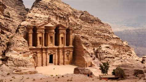 Massive Structure Found Buried in Sands of Petra - HISTORY