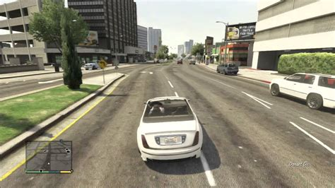 GTA 5 Cognoscenti Cabrio (Bentley Continental GT) - YouTube