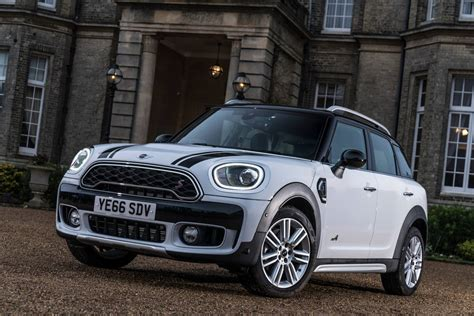 2017 MINI John Cooper Works Countryman is the most