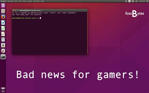 Linux Gamers With AMD GPUs May Want to Avoid Ubuntu 16