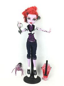 Monster High Doll Operetta First 1st Wave Pet Spider