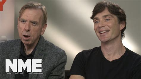 Cillian Murphy & Timothy Spall react to 'disappointed