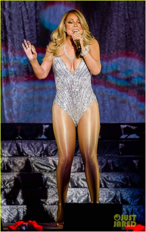 Mariah Carey Hits the Stage for 'Sweet Sweet Fantasy Tour