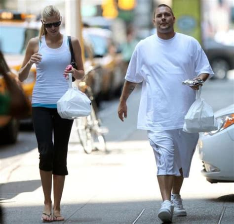 Fat Kevin Federline and Victoria Prince - The Hollywood Gossip