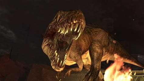 Tyrannosaurus Rex in Popular Culture / Part 3/ Video Games