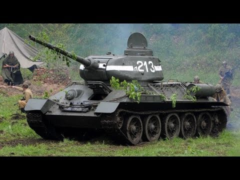 T-34/122 (Egyptian) Walk Around Page 1