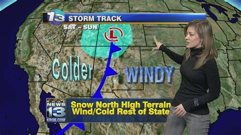 Kristen's Thursday Afternoon Forecast - YouTube