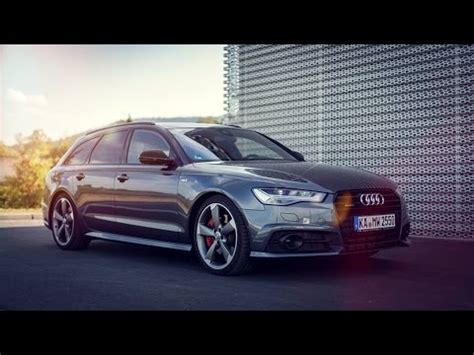 Audi A6 Competition - grey wolf - YouTube