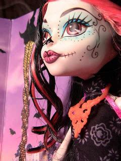 Monster High Bolt: Monster high babák - Skelita Calaveras