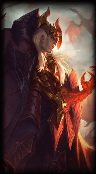 Tyrant Swain :: League of Legends (LoL) Champion Skin on