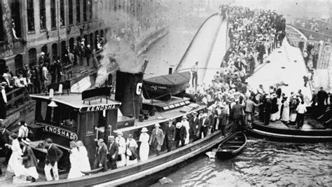 First known film clips emerge of 1915 Eastland disaster