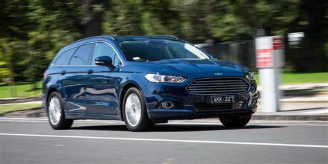2017 Ford Mondeo Trend wagon review - photos   CarAdvice