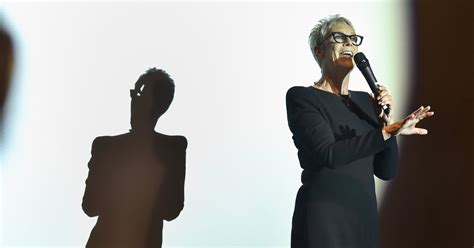 Jamie Lee Curtis: I'm Waving the Banner for Generations of