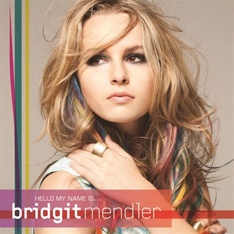 Bridgit Mendler - Hello My Name Is