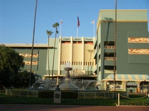 Dear Old Hollywood: Santa Anita Race Track In The Movies