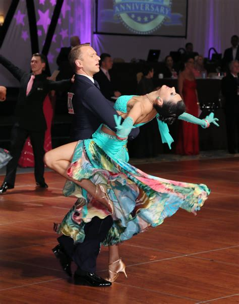 What Judges Look For at a Ballroom Dance Competition