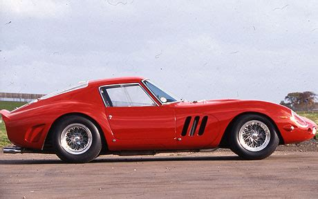 Chris Evans: Why the Ferrari 250 GTO is the best possible