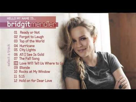 Hello My Name Is… Bridgit Mendler Album Review
