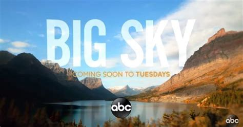 Big Sky: ABC Releases Teasers for David E