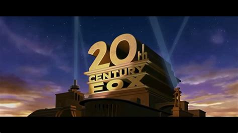 New 20th Century Fox Logo Logos Through Time 75th