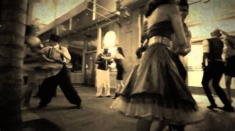 Zoot Suit Pachuco 1940s Themed Salsa & Swing Party - YouTube