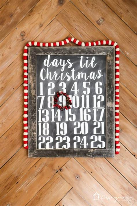 Three, Two, One: 10 DIY Countdowns You Need Before the