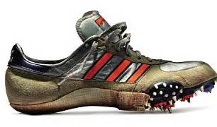 Olympic history: Jesse Owens to Daley Thompson, the shoes