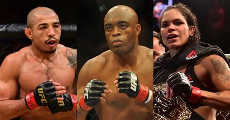 10 Greatest Brazilian Fighters in UFC History