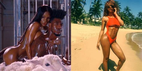 Here's What Teyana Taylor From Kanye's 'Fade' Video Eats