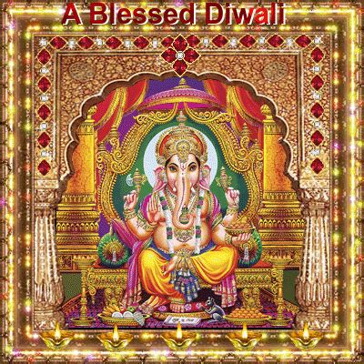 Lord Ganesha Blesses You