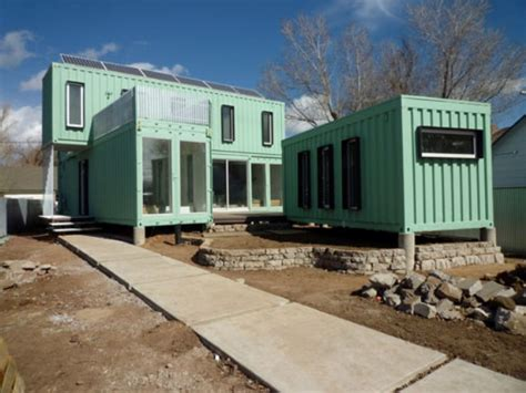 Beautiful Recycled Shipping Container Homes