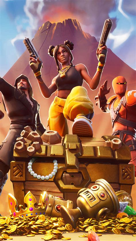 Gold Treasure Fortnite - Best htc one wallpapers, free and