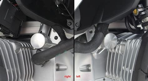 Frame Covers - Engine Mounting for BMW R 1250 GS & R 1250