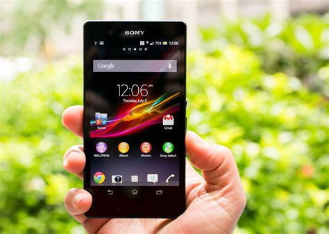 Sony Xperia Z (T-Mobile) review - CNET