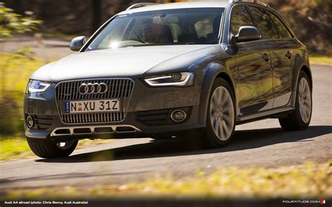 2014 Audi A4 allroad (b8) – pictures, information and