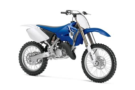 2014 Yamaha YZ125 Review - Top Speed