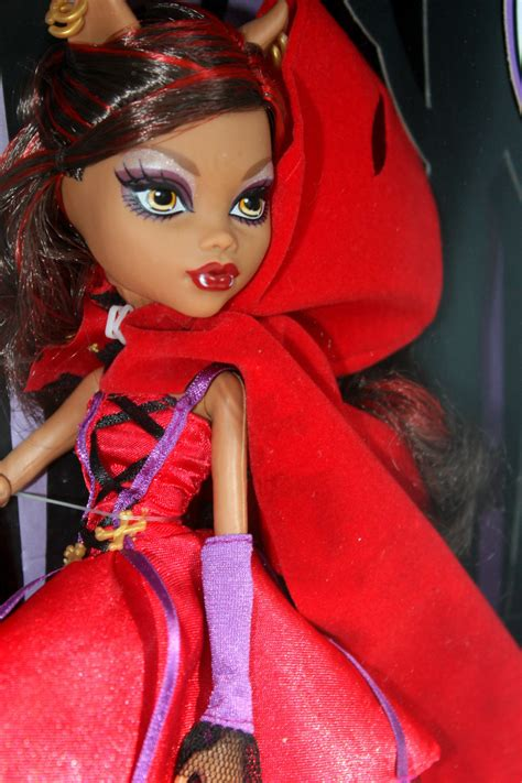 Monster High Bolt: Monster High babák - Clawdeen Wolf