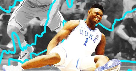 Zion Williamson's shoe explosion, as explained by a