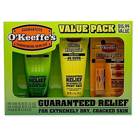 O'Keeffe's® Hands and Lips Value Pack - Bed Bath & Beyond