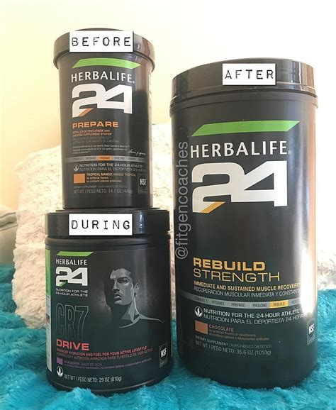 Yes! We also have muscle gain plan - I use The Herbalife