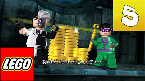 LEGO: Batman The Video Game - Part 5 - Face-OFF - The