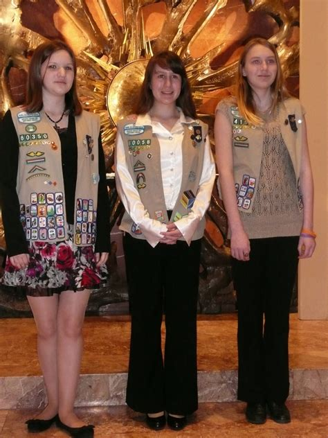New Lenox Girl Scout Earns Marian Medal - Daily Southtown