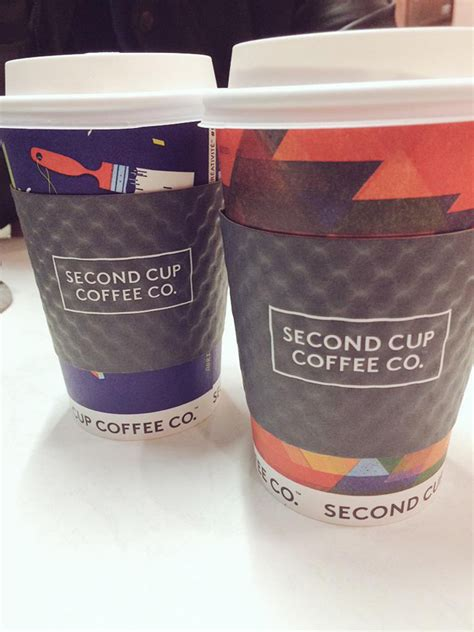 Brand New: New Name, Logo, and Identity for Second Cup