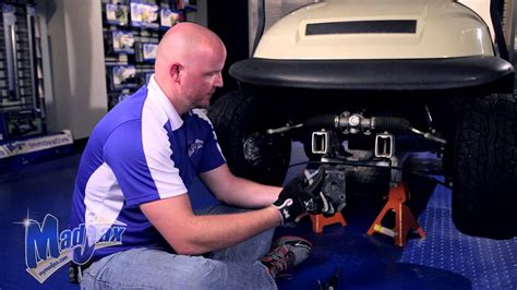 Lo-Pro Lift Kit for Club Car® Precedent®| How to Install