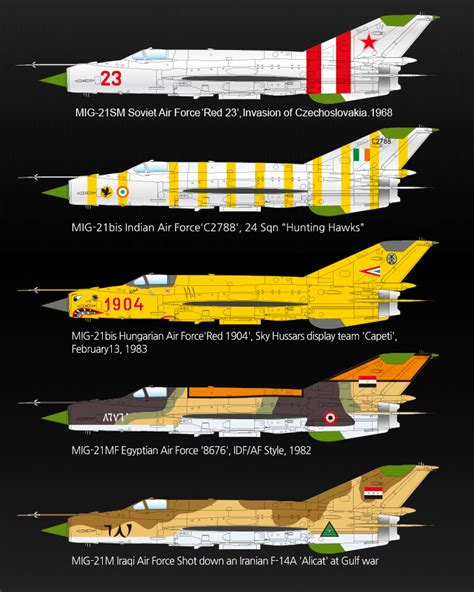 Review: MiG-21MF 'Soviet Air Force and Export' | IPMS/USA
