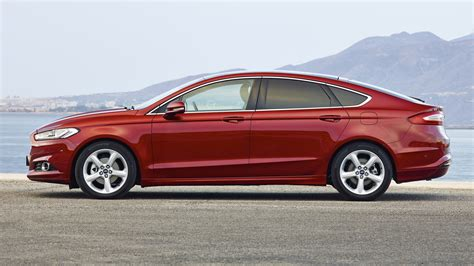 2014 Ford Mondeo Hatchback (UK) - Wallpapers and HD Images