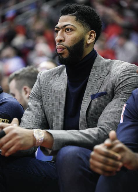 Anthony Davis says it's his time now, ready to move on