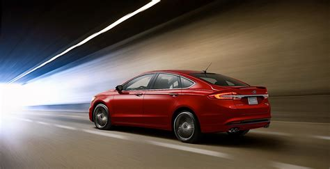 FORD Fusion North American specs & photos - 2016, 2017