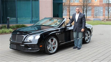 2016 Bentley Continental GT Speed Convertible | Walk