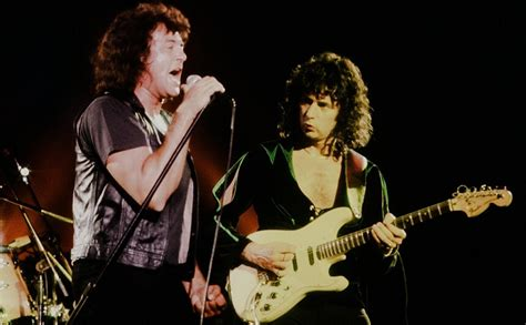 Ian Gillan says Deep Purple would end if Ritchie Blackmore